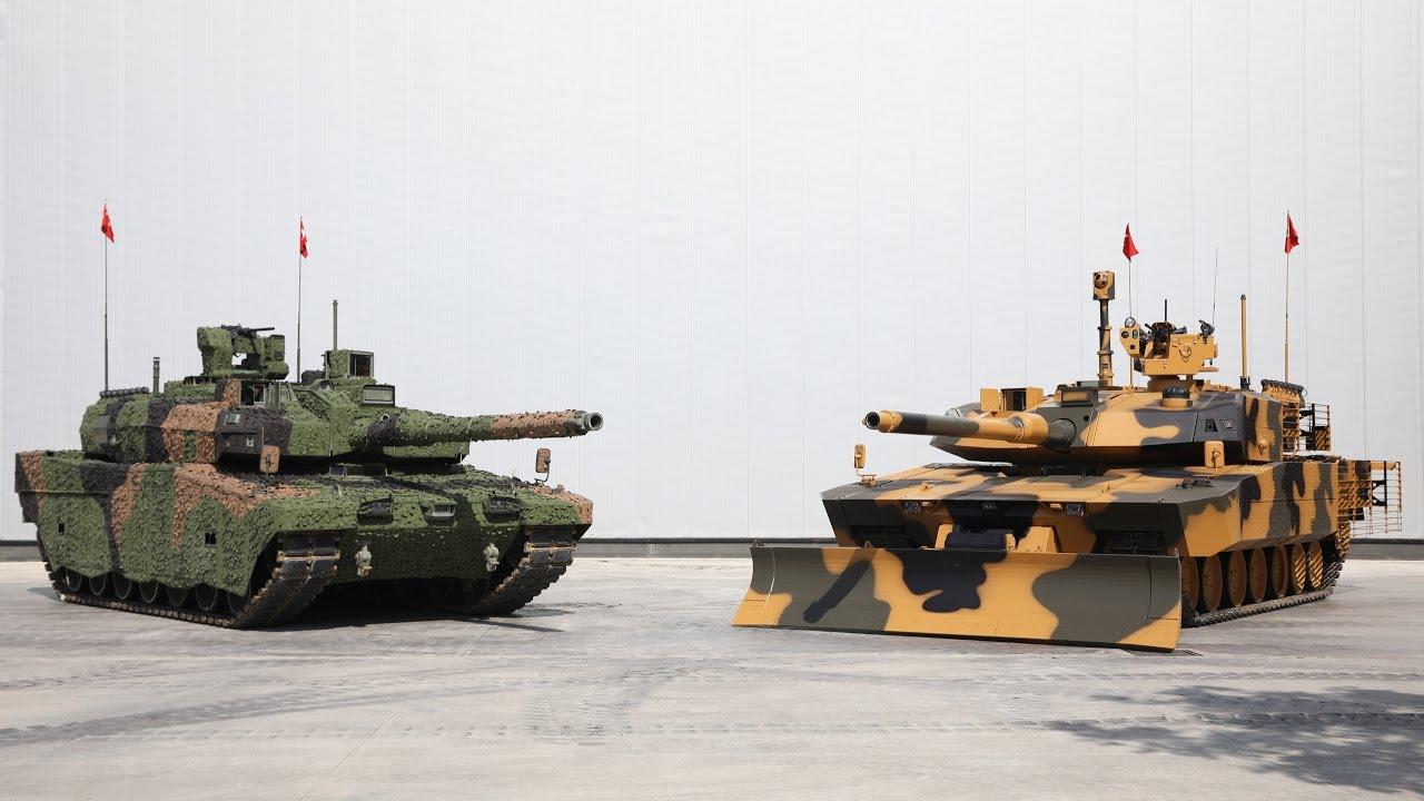Altay Ana Muharebe Tankinda Motor Sorunu Cozuluyor Defenceturk