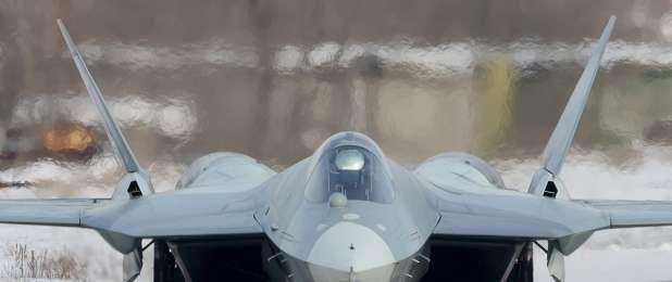 Su-57 savaş uçağından hipersonik füze testi yapıldığı iddia edildi.