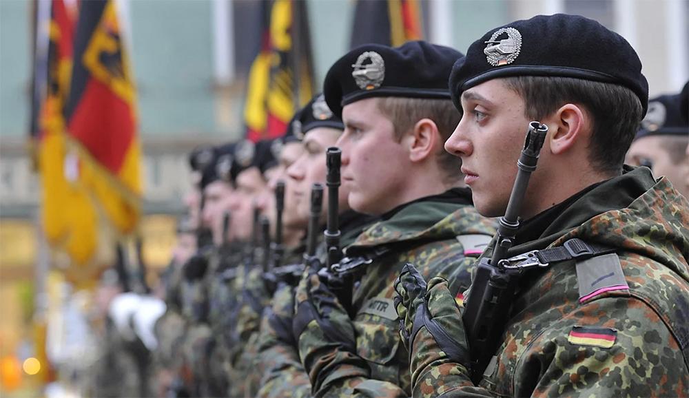 Bundeswehr - Alman Ordusu - Almanya