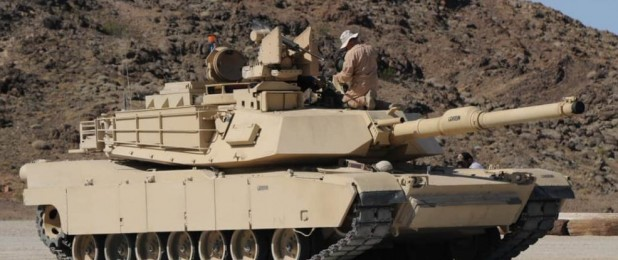 Abrams ana muharebe tankI