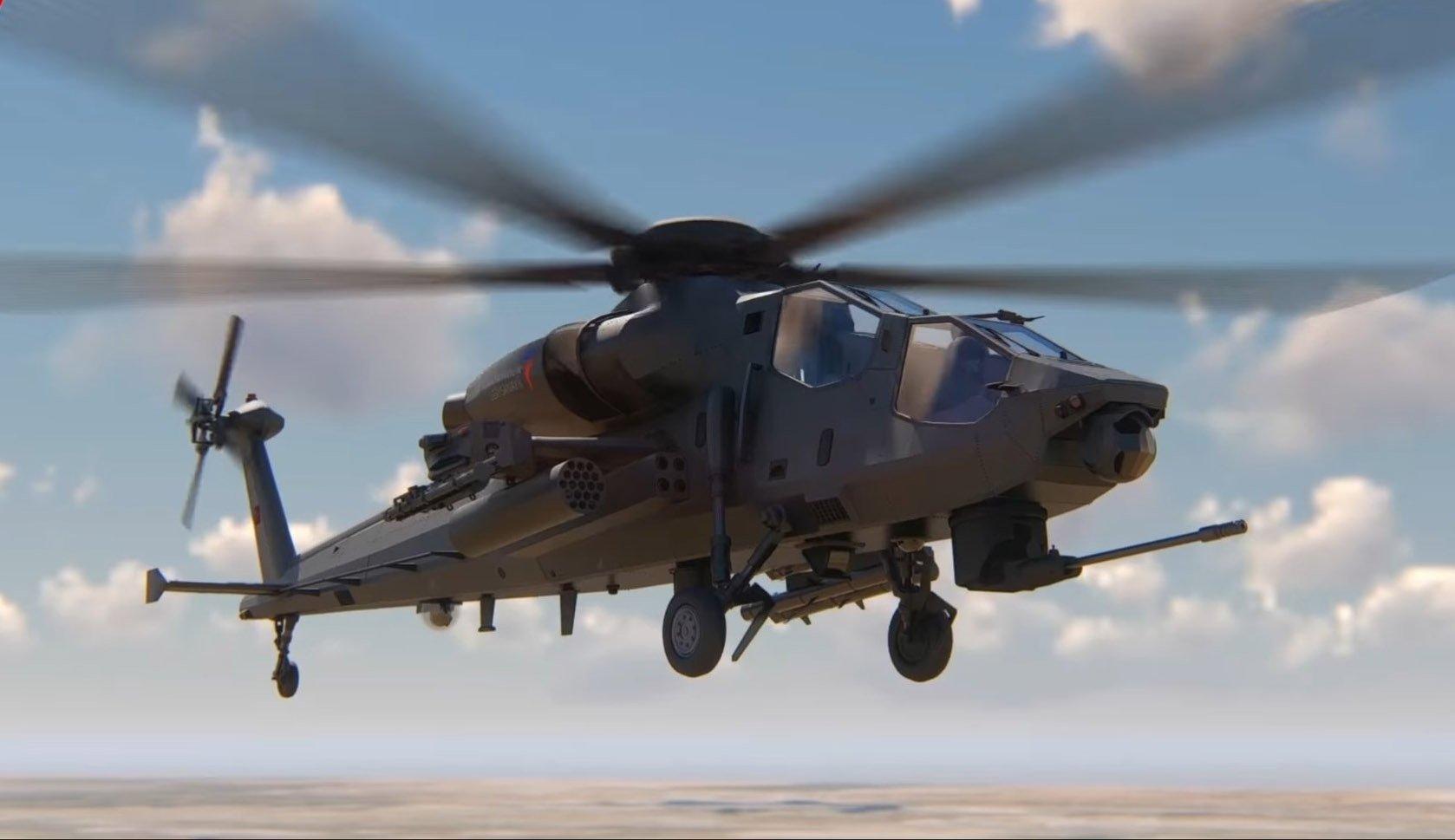 Ağır Sınıf Taarruz Helikopteri Projesi