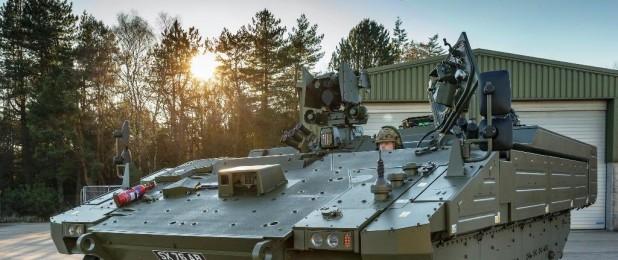 Ares zırhlı personel taşıyıcı