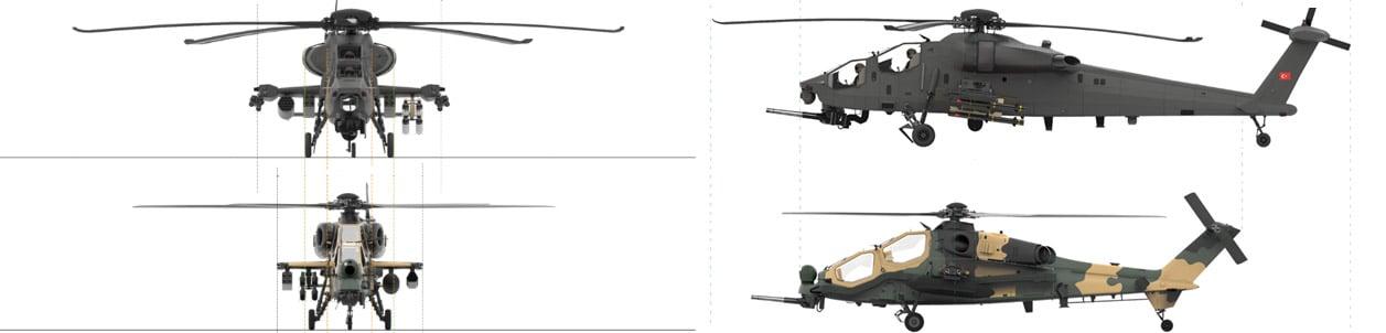 t 129 atak vs. a%c4%9f%c4%b1r tarruz helikopteri