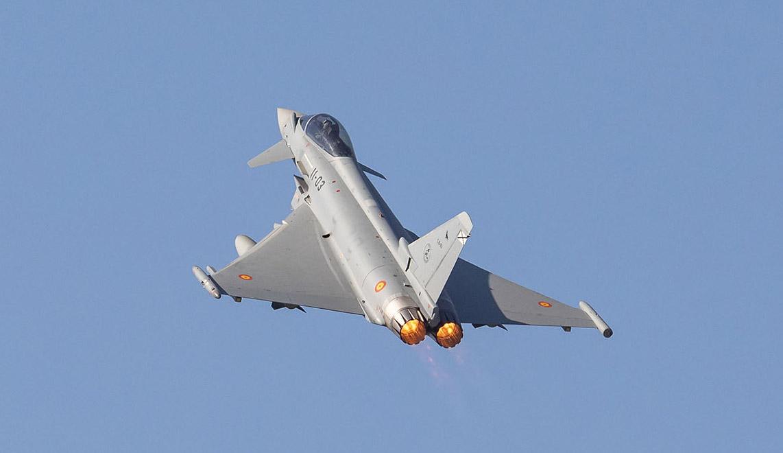 eurofighter typhoon ispanya AESA (Halcon Projesi)