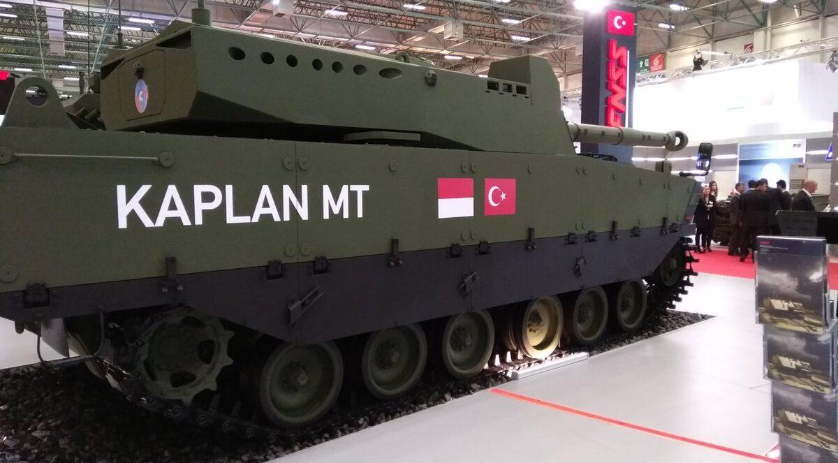 Kaplan MT / Türkiye