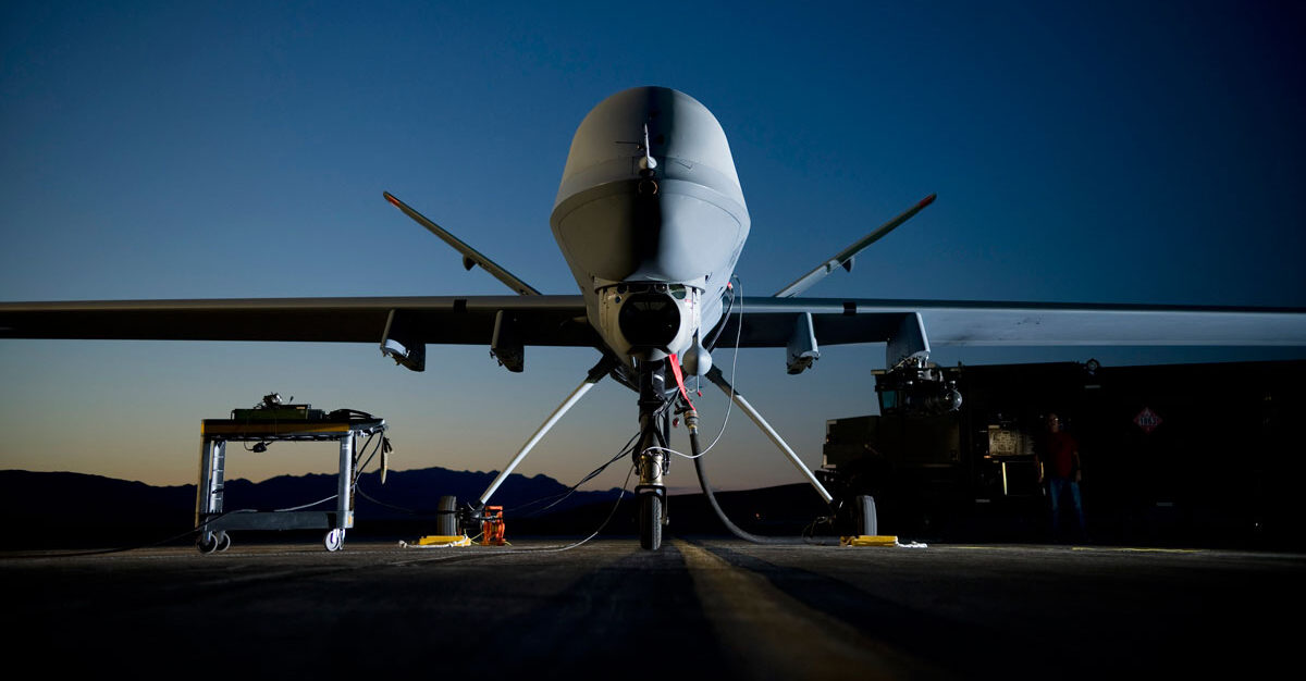 MQ-9 Reaper İHA