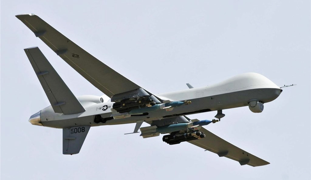 MQ-9 İHA General Atomics