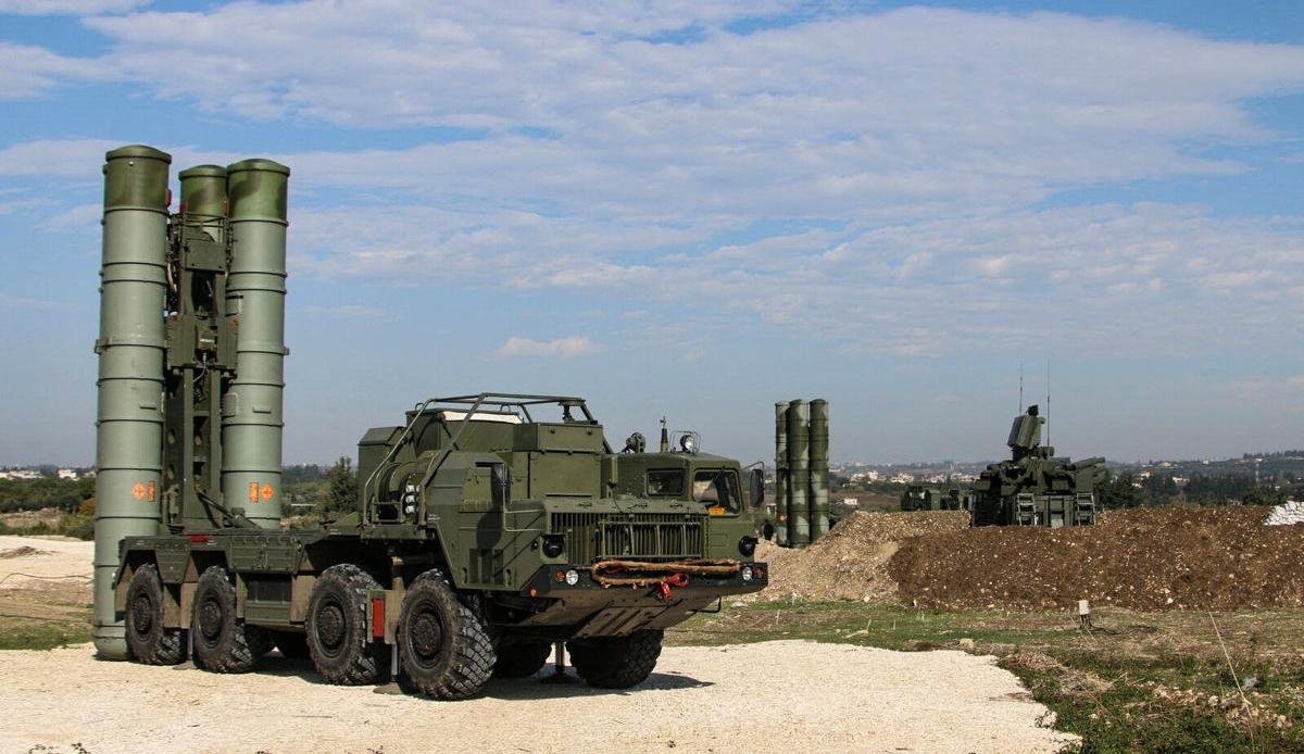 Rusya/Türkiye S-400 Triumf SAM Hava Savunma Sistemi