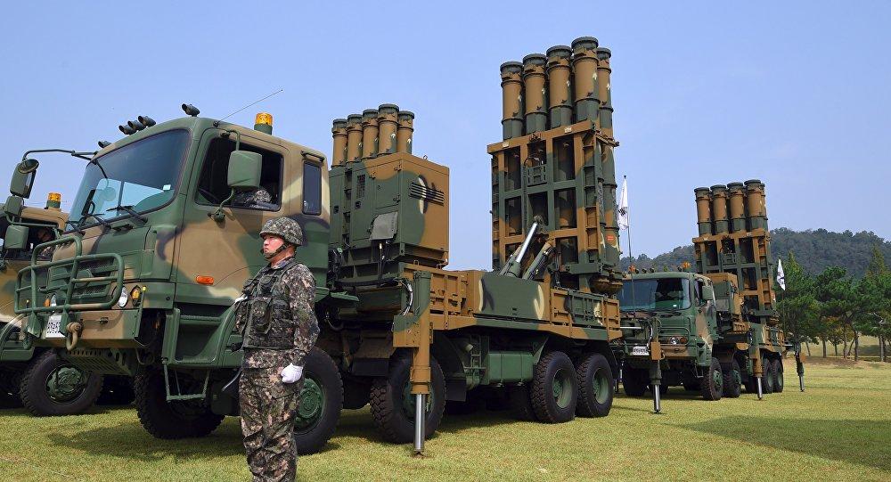 güney kore/rusya - KM-SAM/Cheongung II