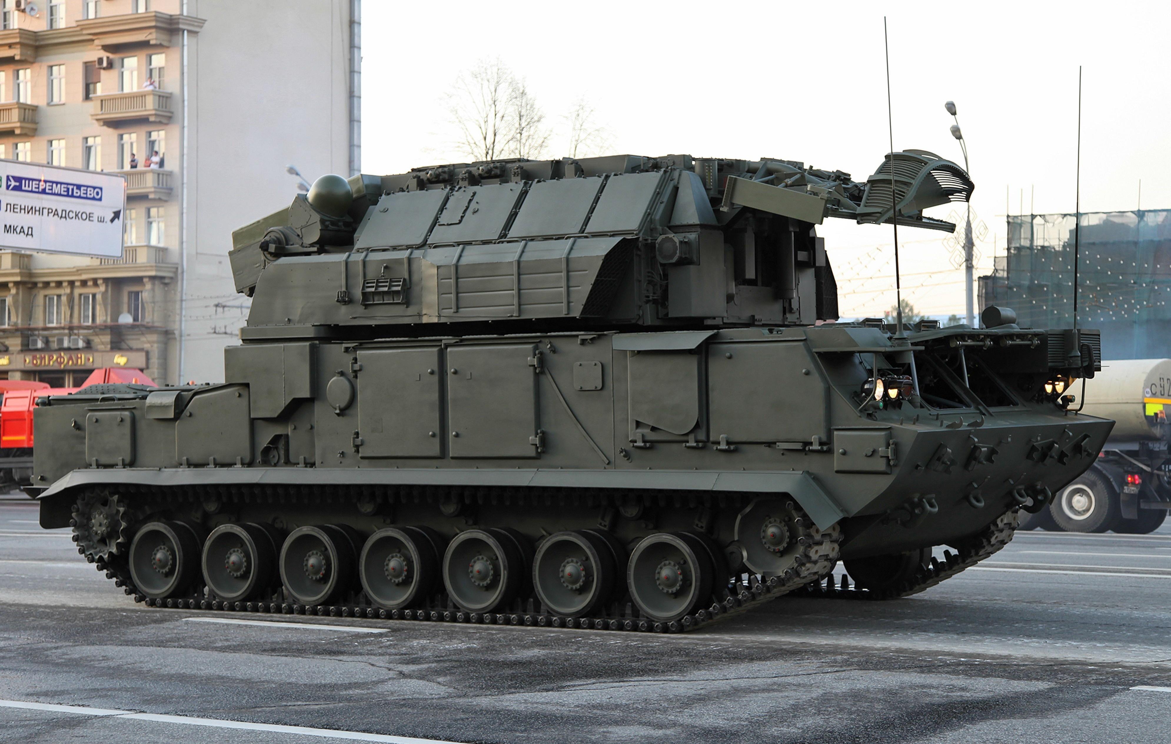 TOR M2KM Rusya