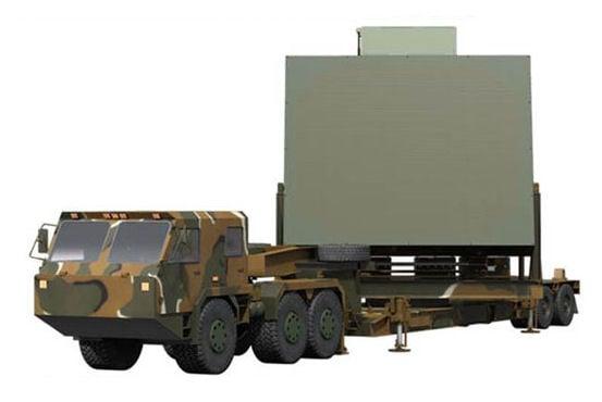 L-SAM Radarı Konespt Planı