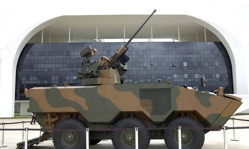 VBTP-MR Zırhlı Personel Taşıyıcı