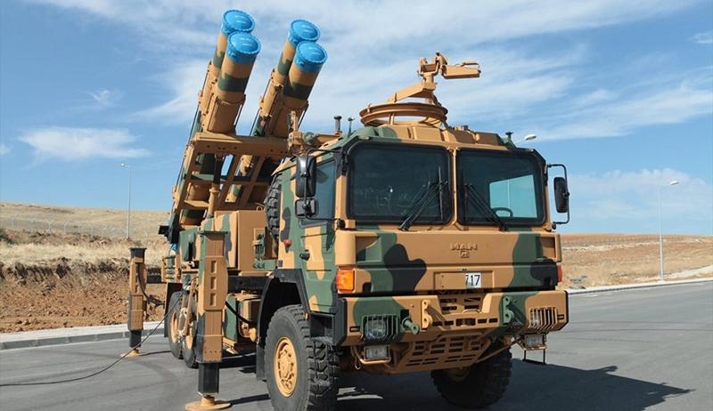 Özel: TRG-300 TIGER Missile