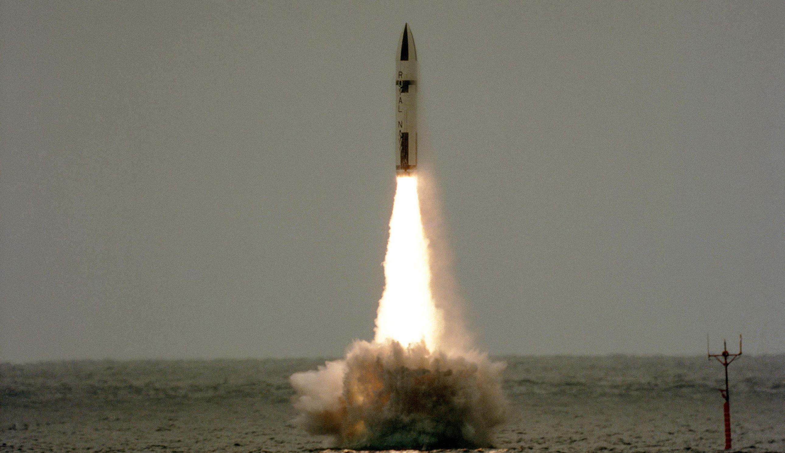 Minuteman III ICBM kıtalar arası balistik füzesi
