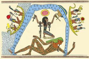 Antik Mısır'da Yaradılış Miti