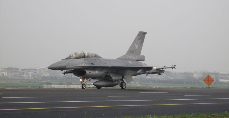 Tayvan F-16