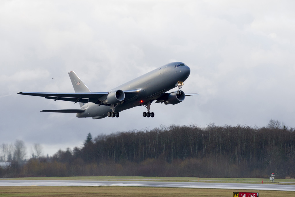 ABD KC-46 / Japonya
