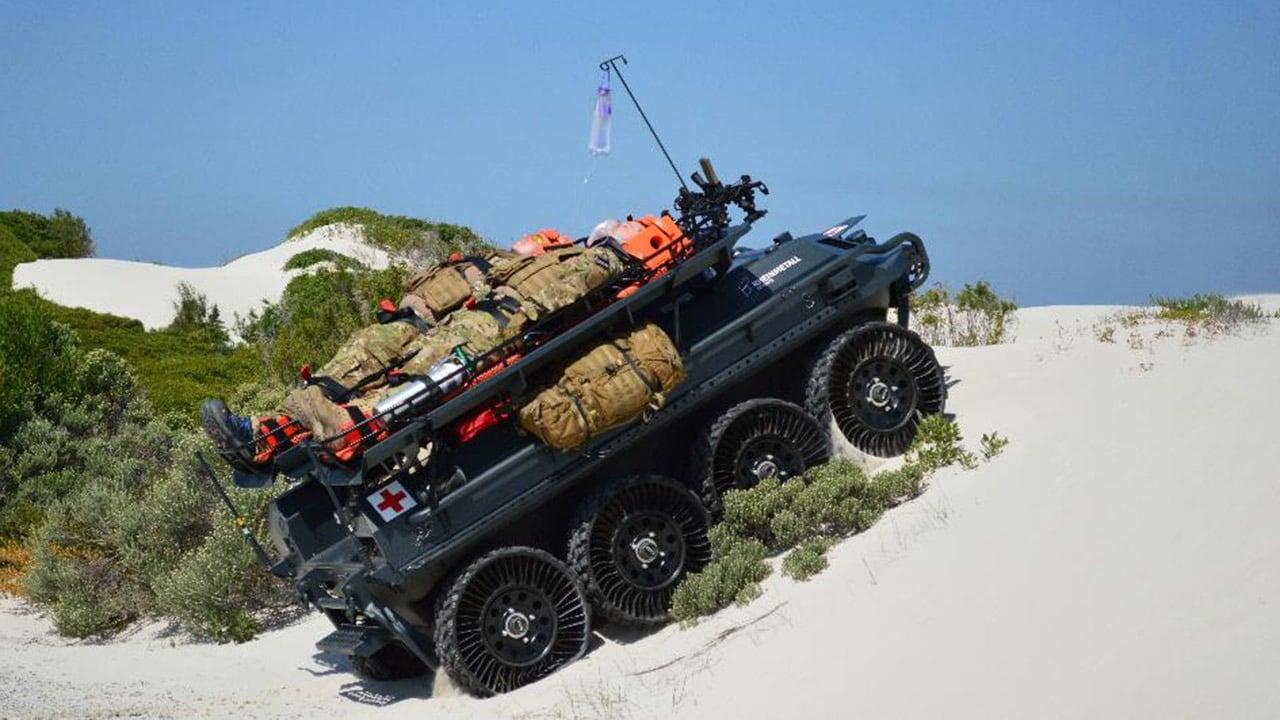 Rheinmetall Mission Master İKA / Birleşik Krallık