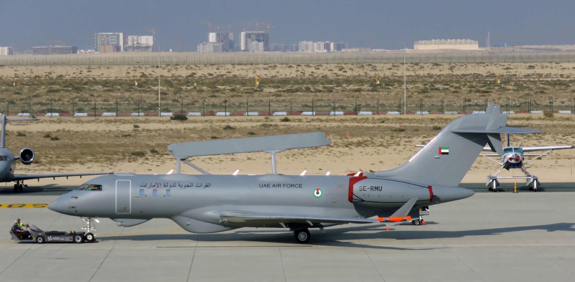 Birleşik Arap Emirlikleri GlobalEye AEW&C