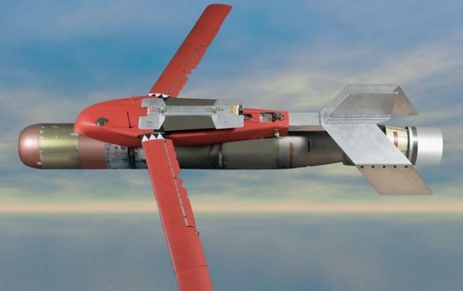 HAAWC Guided Torpedo