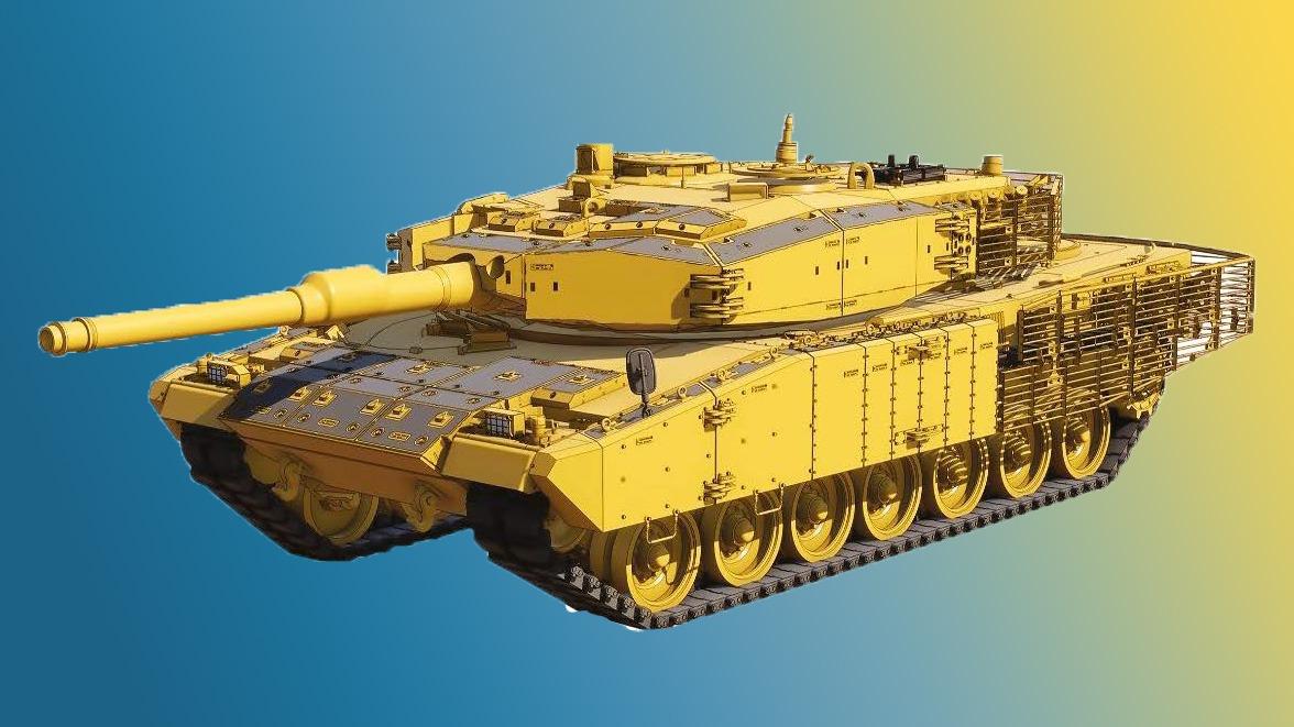 Leopard 2a4 Modernizasyonuna Ne Oldu Defenceturk