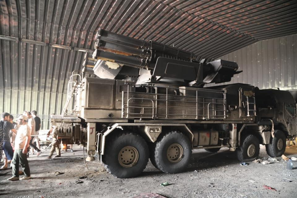 Rus medyası: Pantsir- S1 Libya'da Bayraktar TB2'nin şöhretine ciddi zarar  verdi | DefenceTurk