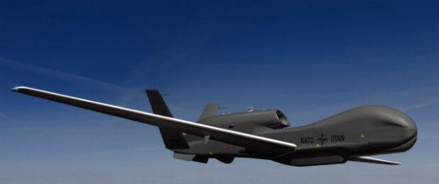 Northrop Grumman Global Hawk İHA/insansız hava aracı