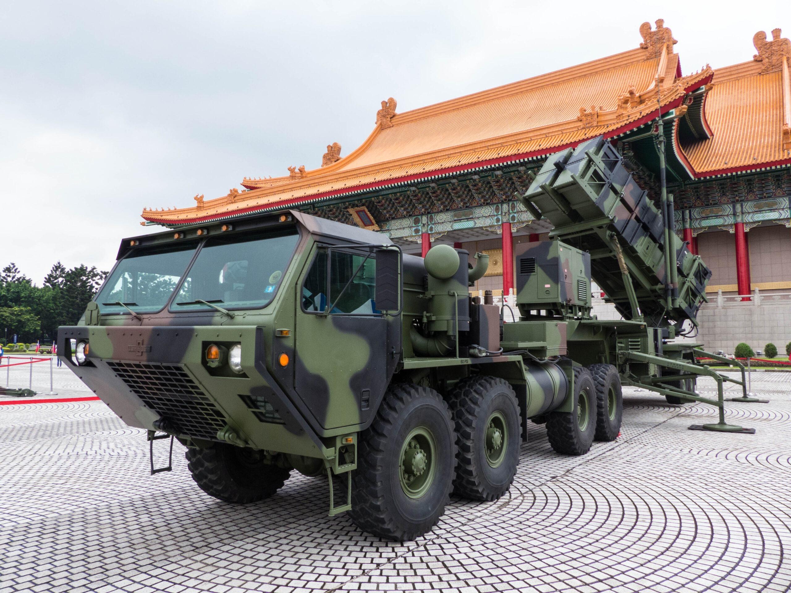 PAC-3 Hava Savunma Sistemi