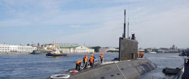 Proje 636.3 Rus Denizaltısı