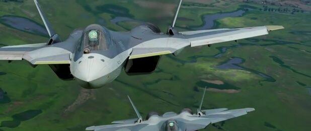 Su-57 savaş uçakları