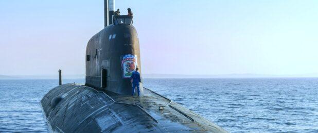 885 Yasen sınıf denizaltı