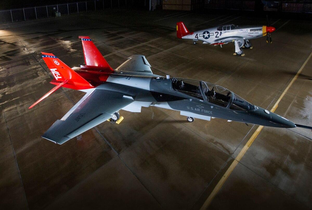 Boeing-Saab T-7A Red Hawk