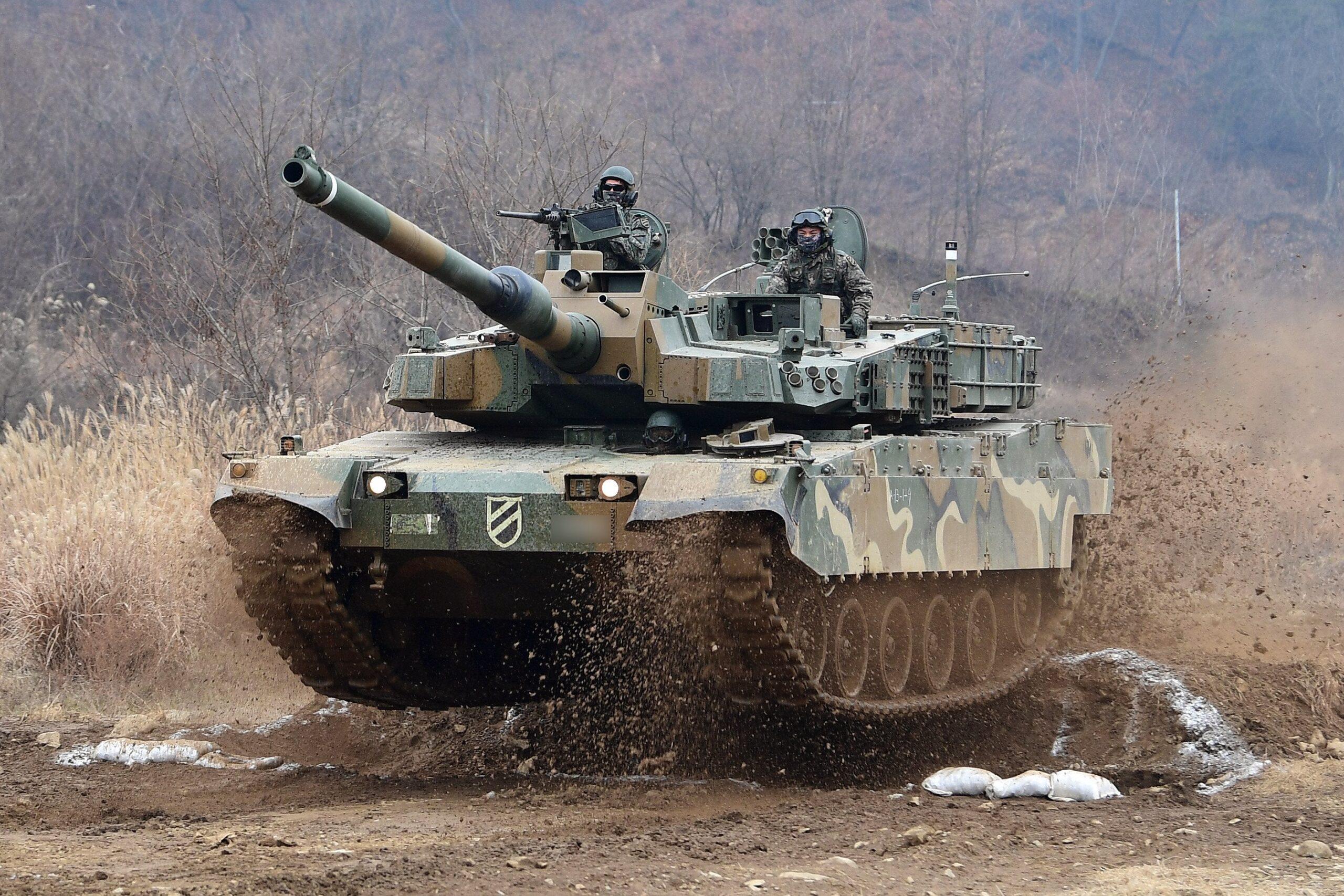 Guney Kore Nin Yerli Uretim 1 500 Hp Tank Motoru Piyasaya Suruluyor Defenceturk