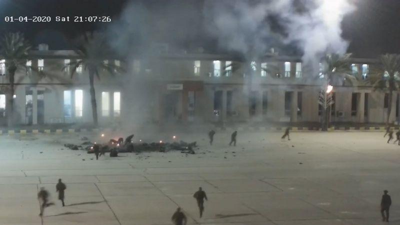 BBC Libya Saldırı