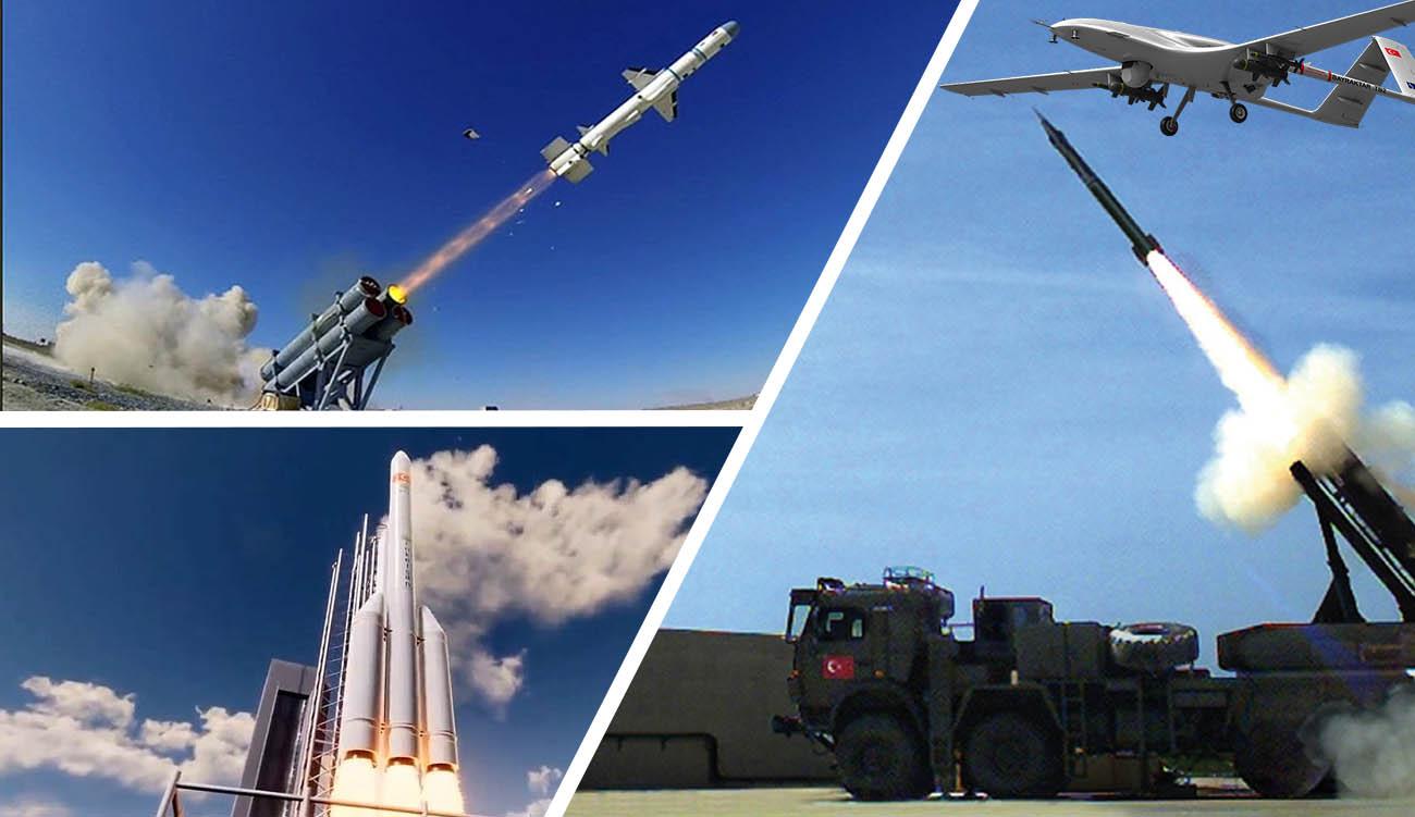 ROKETSAN'dan önemli gelişmeler: Yeni Nesil Topçu füzesi SİHA'larla iş birliği yapacak | DefenceTurk