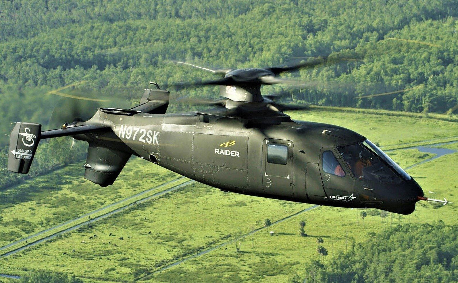 Sikorsky S-97 Raider / ABD FARA