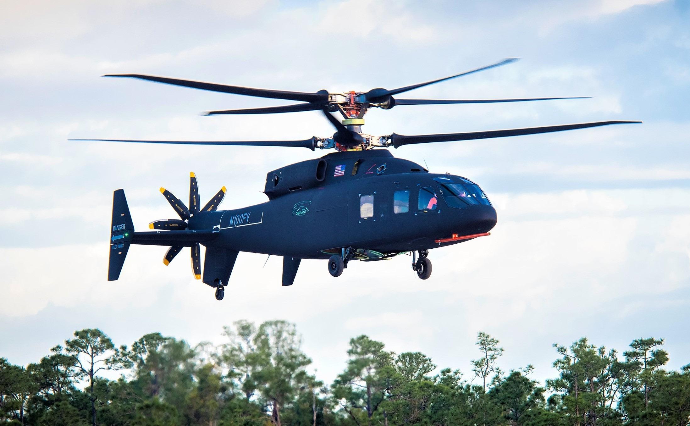 Sikorsky-Boeing SB-1 Defiant / ABD FLRAA