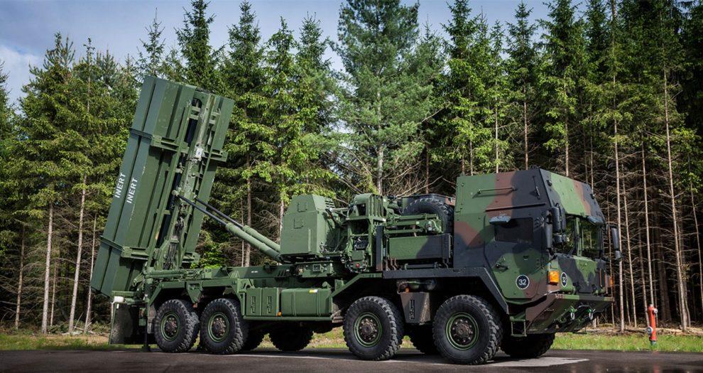 TLVS Lockheed Martin MBDA