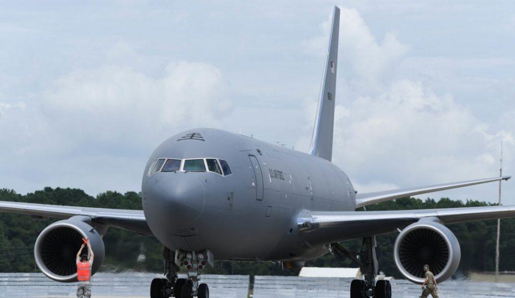 KC-46A Tanker Uçağı