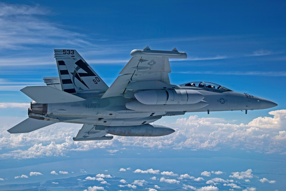 EA-18G Growler Raytheon NGJ-MB