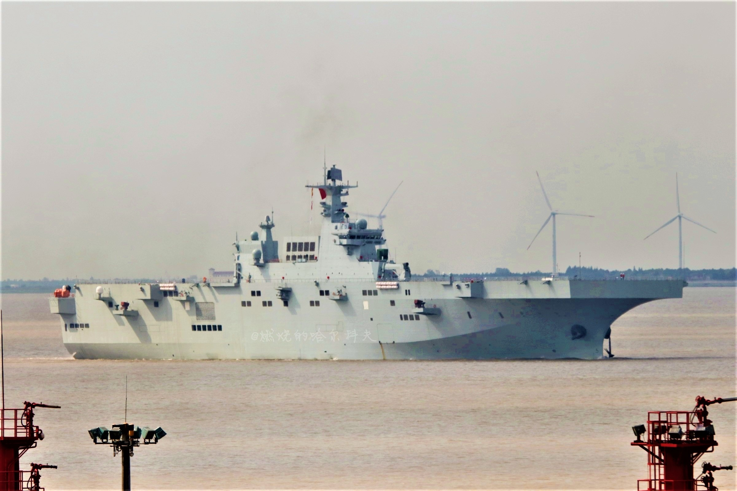 Type 075 amfibi hücum gemisi (LHD) - Çin