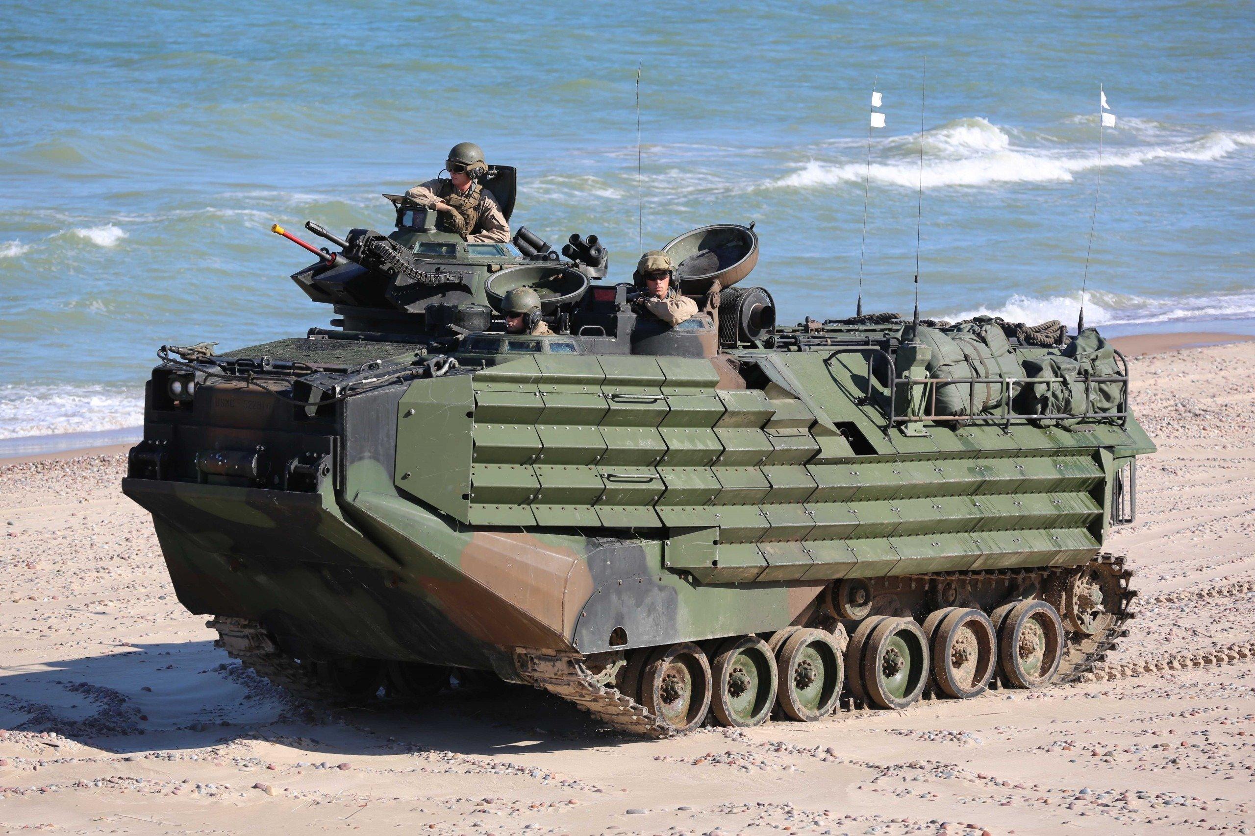 BAE Systems AAV Brezilya Ordusu
