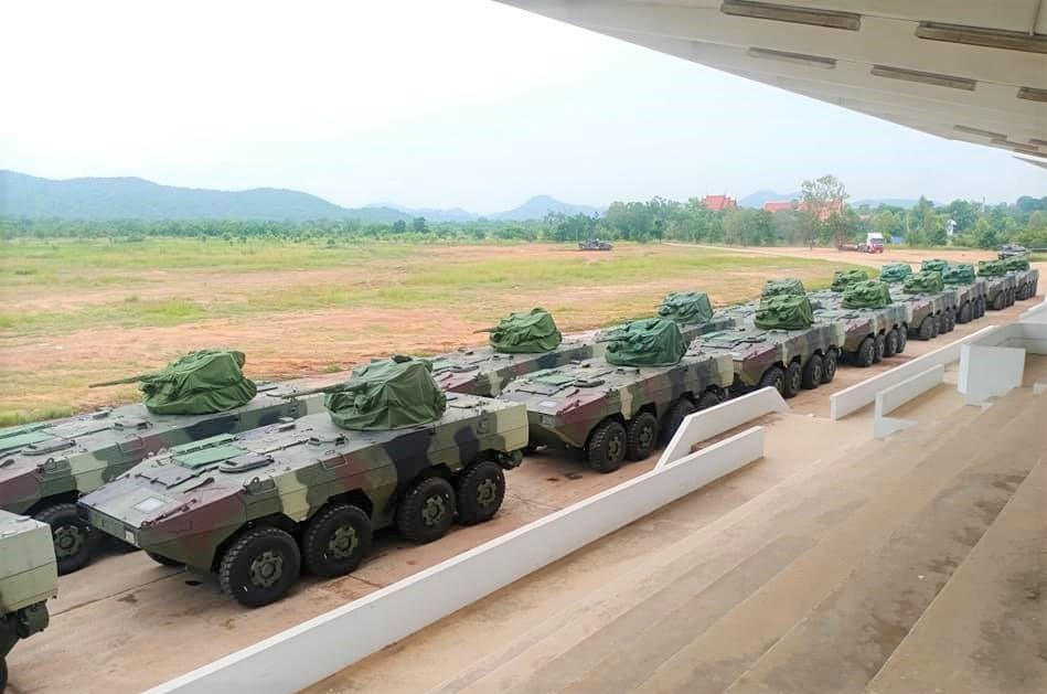 VN1 Taktik Tekerlekli Zırhlı Araçları