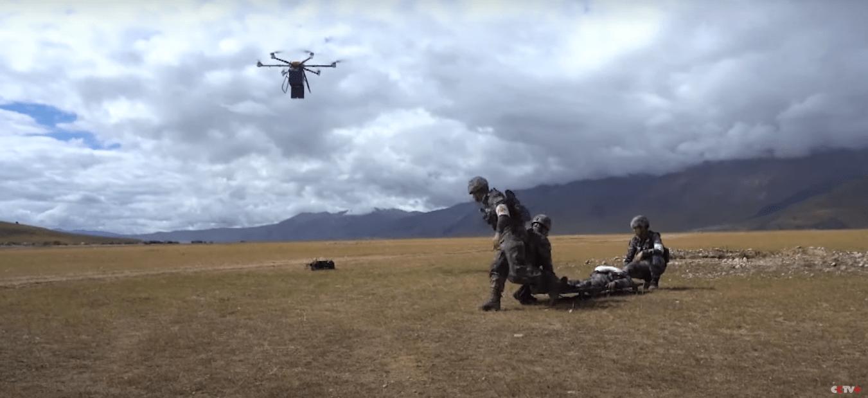 tibet askeri bölgesi
