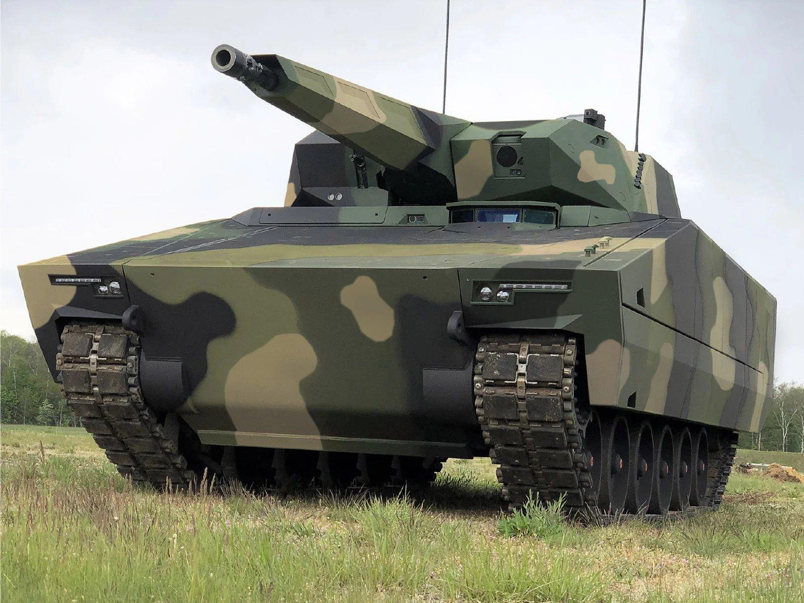 Rheinmetall Lynx