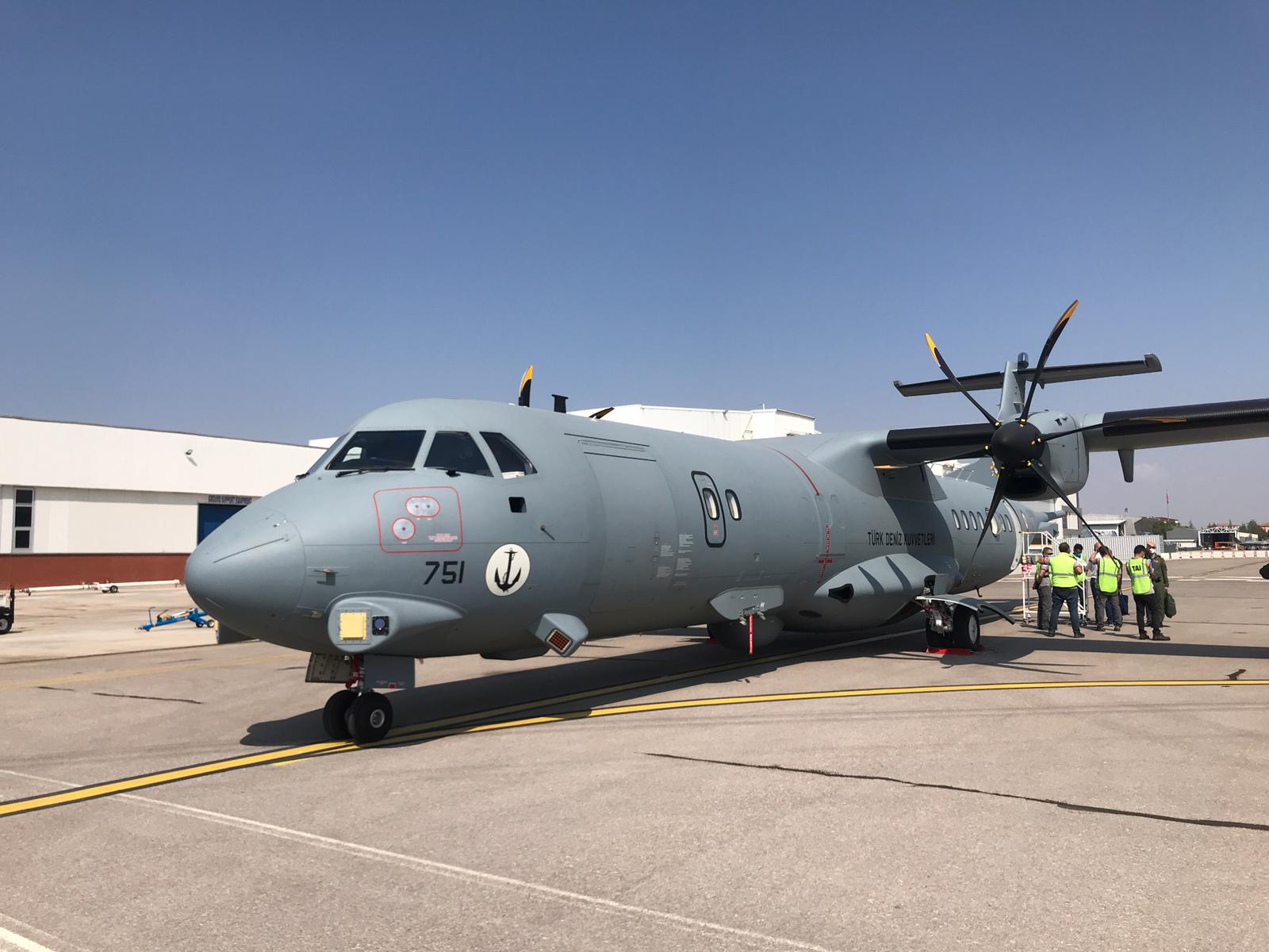 MELTEM-3 projesinde Türk Deniz Kuvvetleri kabul faaliyetlerine başladı
