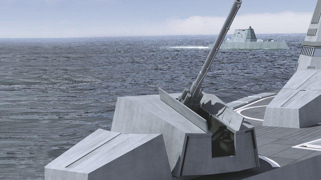 Advanced Gun System (AGS/Gelişmiş Topçu Sistemi)