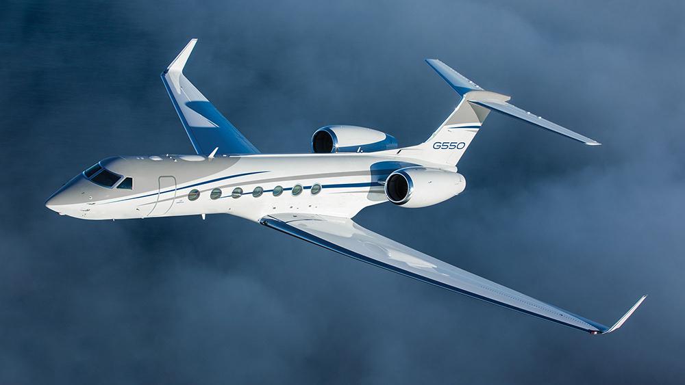 Gulfstream istihbarat uçağı - İtalya/İsrail