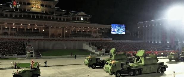 Kuzey Kore yeni füze sistemi