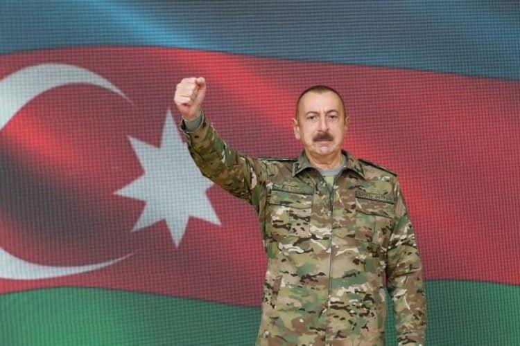 Cumhurbaşkanı İlham Aliyev, Dağlık Karabağ Savaşı Zafer Günü'nü 8 Kasım'a  çekti   DefenceTurk